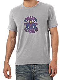 TEXLAB - Snake Mountain Fitness - Herren T-Shirt
