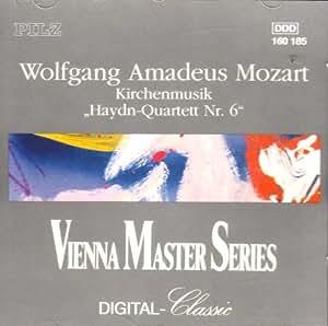 Mozart:Kirchenmusik/Haydn-Quar [Import allemand]