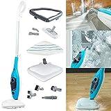 DB Aqua Eco Parry–Mopa de vapor vapor limpiador Vapor Escoba 1500W Mano Limpiador a vapor Cleaner Steam Mop Steam Cleaner Limpiador de suelo
