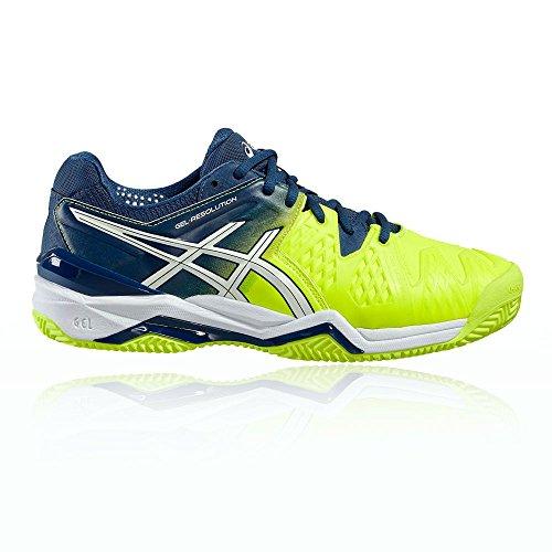 Asics Gel-Resolution 6 Clay Court Tennisschuh - 46.5 (Resolution-tennis-schuhe Gel)