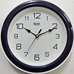 From the world of Ajanta exclusively made Small wall clock for your home and business use.The clock works on a single battery and has a very good quality built and make the looks and ambiance of your home and office a worth looking at.
