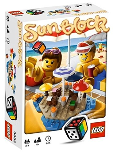 LEGO Games - 3852 - Jeu de Société - Sunblock