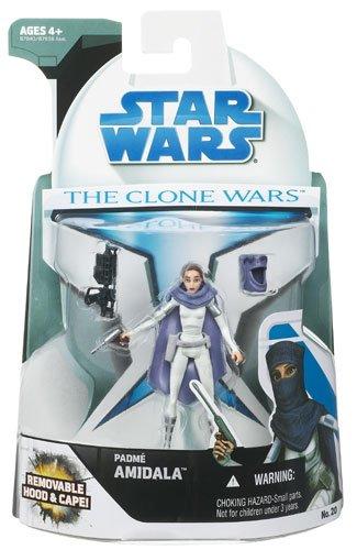 ala CW20 Star Wars - The Clone Wars Collection 2008 von Hasbro (Star Wars Amidala)