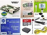 #6: Raspberry Pi 3B+/3B Plus Motherboard Combo - PiBOX India Variation (PiBOX - Essential Combo Black 3215BK)