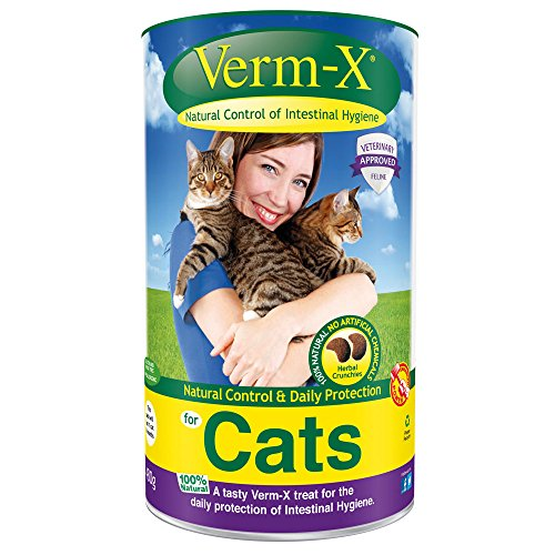 Verm-X Katzen - Leckerlis 480 g