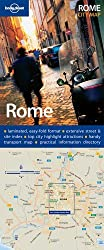 Rome (Lonely Planet City Map)