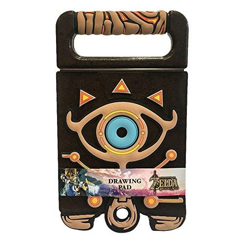 Pyramid International - Cuaderno, diseño de «The Legend Of Zelda:Breath Of The...