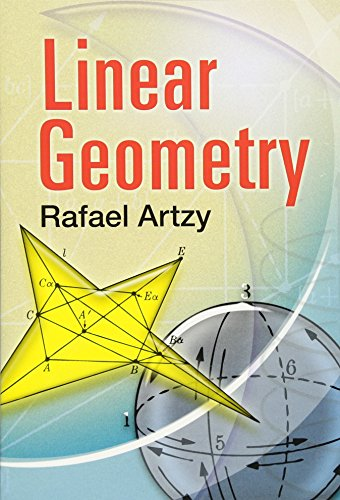 Linear Geometry (Dover Books on Mathematics) por Rafael Artzy