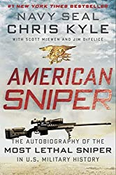 American Sniper: The Autobiography of the Most Lethal Sniper in U.S. Military History by Chris Kyle (2012-01-03)