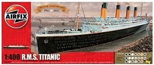 Airfix A50146 Titanic 100th Anniversary 1:400 Scale Plastic Model Gift Set
