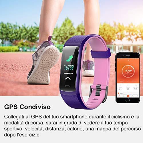 Zoom IMG-3 willful orologio fitness tracker smartwatch