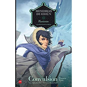 Memorias de Idhún: Panteón. Convulsión [1ª Parte]. Cómic