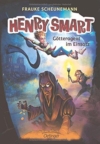 Henry-Smart-Gtteragent-im-Einsatz-Band-2