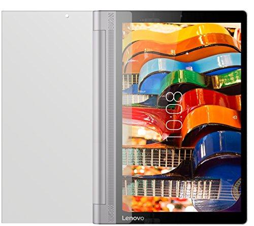 dipos I 2X Schutzfolie matt passend für Lenovo Yoga Tablet 3 (10 Zoll) Folie Bildschirmschutzfolie
