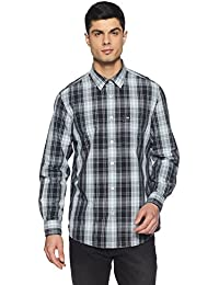 Arrow Sports Men's Checkered Slim Fit Casual Shirts at FLat 70% OFF low price image 8