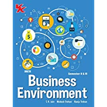 Business Environment (Sem ? V & VI) - B.Com. - III