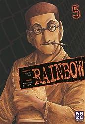 Rainbow - Kaze Manga Vol.5