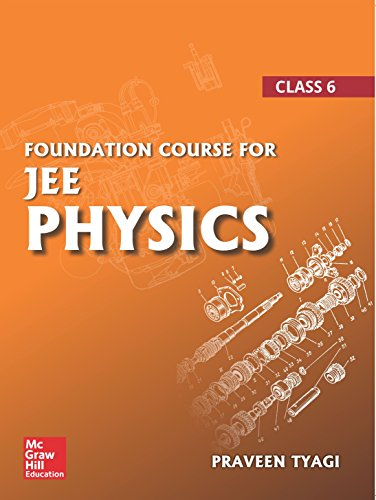 Foundation Course for JEE Physics - Class 6