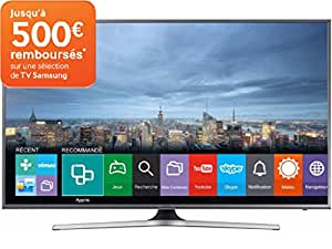 "Samsung UE60JU6800 Smart TV Ecran LED 60 "" (152 cm) 1080 pixels Tuner TNT Ultra HD 4K : 3840 x 2160, WiFi"