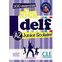 ABC DELF Junior: Livre de l'eleve A2 + DVD-Rom