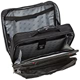 Wenger 600659 GRANADA 17″ Wheeled Laptop Case , Padded laptop compartment with overnight compartment in Black / Grey {29 Litres} - 5
