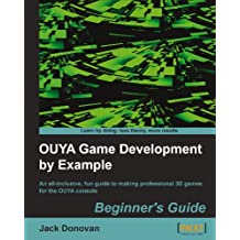 OUYA Game Development by Example (English Edition)