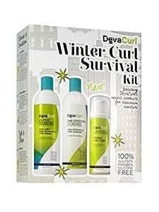 DevaCurl Winter Curl Survival Kit by DevaCurl