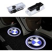 2xWelcome Light | Coche ligero de entrada | Luz auto de la puerta | Puerta de luz Luz Entrada de LOGOTIPO 3D Proyección de luz Luz de puerta de luz LED