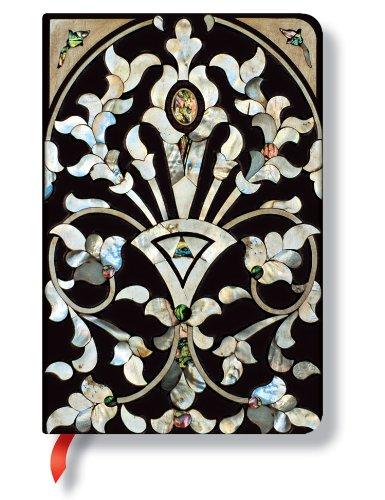 Damas Marble Mini: Lined (Intricate Inlays) (Damen-inlay)