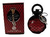 REAL TIME Eau de Parfum 100 ml Frau 'Sexy Lace Edition Red' - Echtzeit