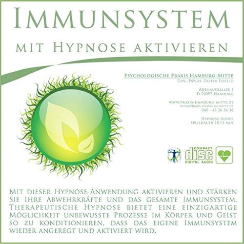 Verbessern Sie Gesund (IMMUNSYSTEM MIT HYPNOSE AKTIVIEREN: (Hypnose-Audio-CD)--> Aktivieren und stärken Sie Ihre Abwehrkräfte und das gesamte Immunsystem. Verbessert ... eine positive Wirkung auf Ihre Gesundheit!)
