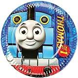 8 Platos pequeños Thomas y sus amigos