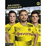 Borussia Dortmund Posterkalender - Kalender 2018