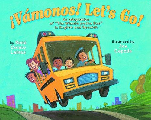 Vamonos! / Let's Go! por Rene Colato Lainez