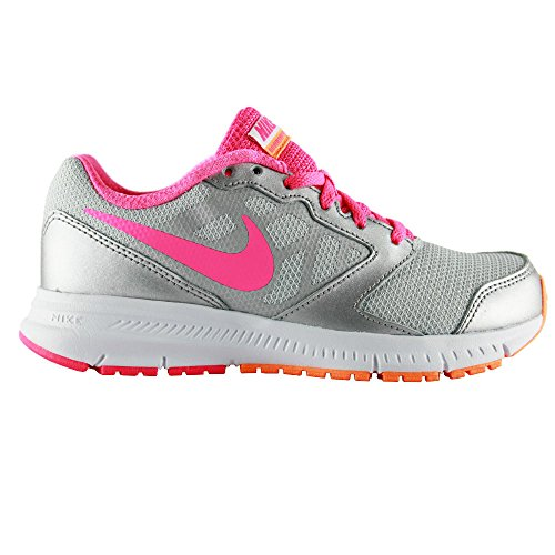 Nike Downshifter 6 (GS/PS) Scarpe Sportive, Ragazza gris