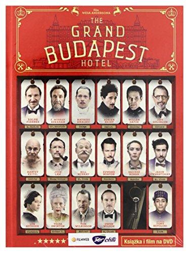 Bild von The Grand Budapest Hotel [PL Import]