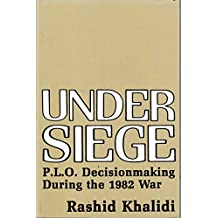 Under Siege: P.L.O. Decision Making During the 1982 War