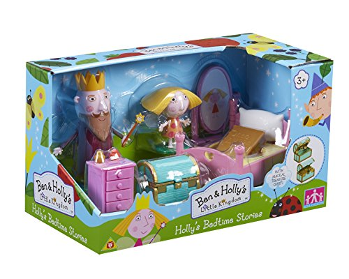 Ben-Holly-06049-Hollys-Bedtime-Stories-Playset