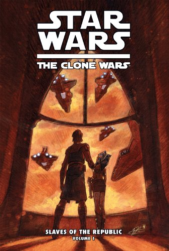 Star Wars the Clone Wars: Slaves of the Republic, Volume 1: They Mystery of Kiros