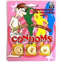 Small Pecker Mini-Kondome (Scherzartikel), Mini-Größe XXS preisvergleich bei billige-tabletten.eu