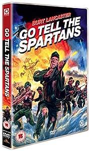 Go Tell The Spartans [DVD]