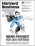 Harvard Business Manager 12/2013: Mehr Freiheit für den Vertrieb