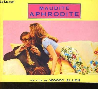 1 livret de presse du film ' Maudite Aphrodite ' de Woody Allen avec F. Murray Abraham, Mira Sorvino, Helena Bonham Carter ...