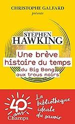 Une Breve Histoire du Temps de Stephen Hawking