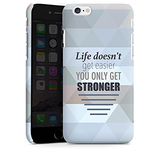 Apple iPhone X Silikon Hülle Case Schutzhülle Motivation Workout Sprüche Premium Case matt