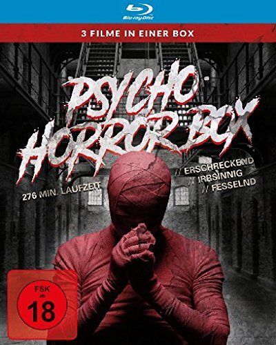 Psycho Horror Box [Blu-ray]
