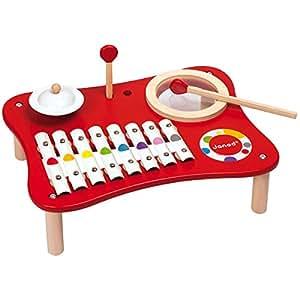 Janod - J07624 - Instrument de Musique - Mix Music Confetti