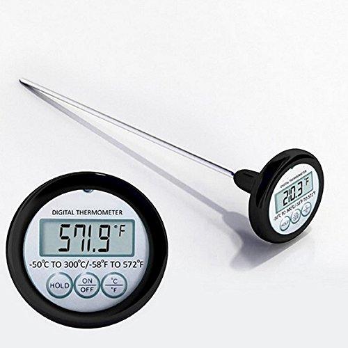 Jacinto Grill Thermometer Digital Test Fleisch Braten Kochen Küche Temperatur Zubehör