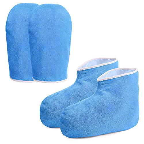 Noverlife cera de parafina botines guantes