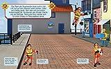 Feuerwehrmann Sam Magnet-Spiel-Buch: Lernspaß...Vergleich